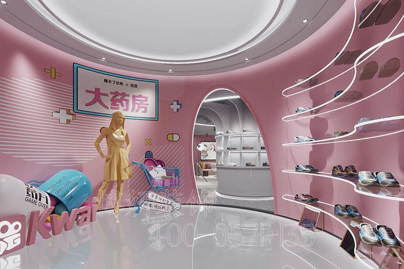 杭州全品類時尚直播間設計裝修案例|鯨禧網絡