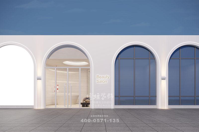 杭州林小姐美容店装修设计-专业美容空间打造效果案例