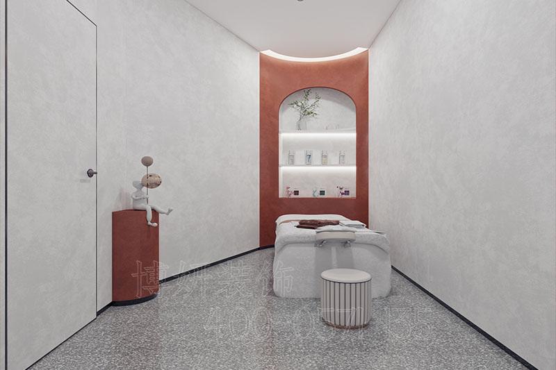 杭州海伦美甲店装修设计-个性时尚不被定义的效果案例