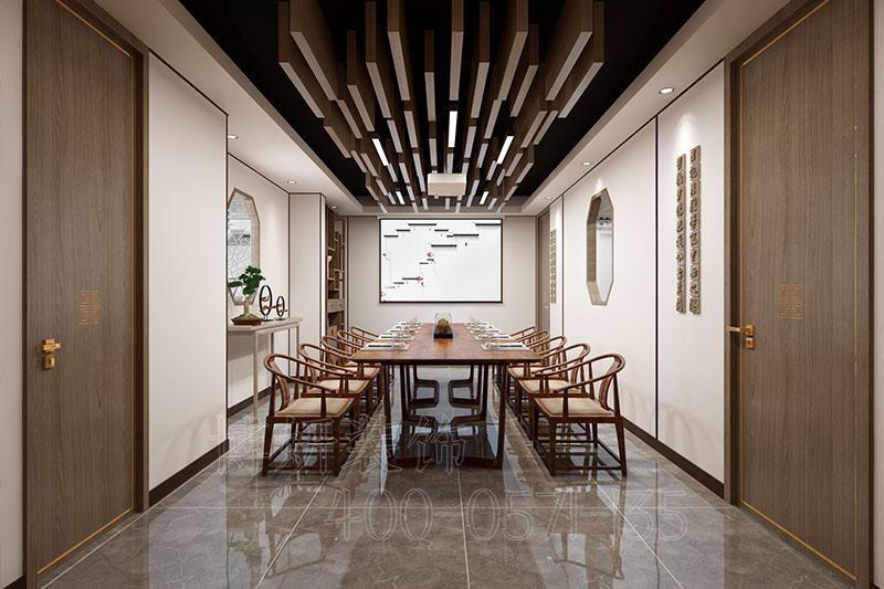 杭州浙江大学创意大楼办公室装修设计案例