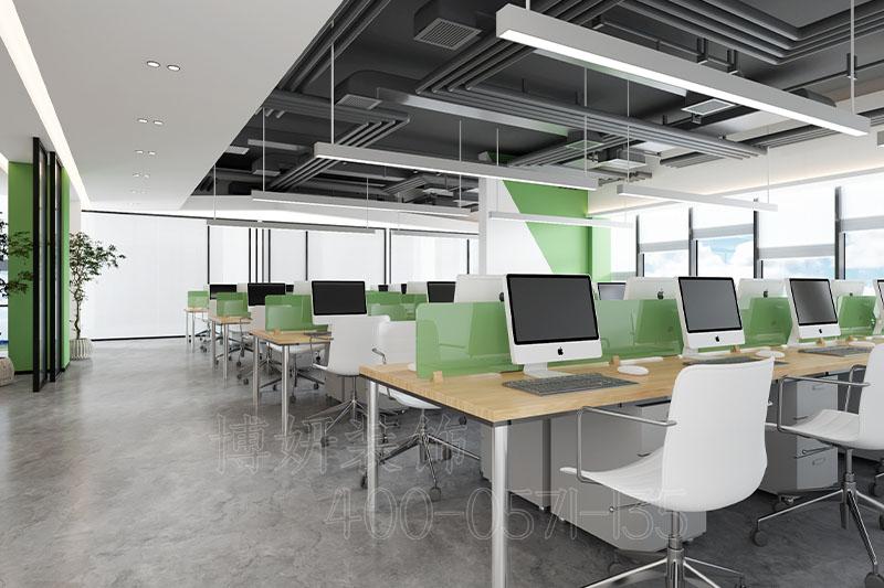 杭州关瑞大厦办公楼装修设计效果案例