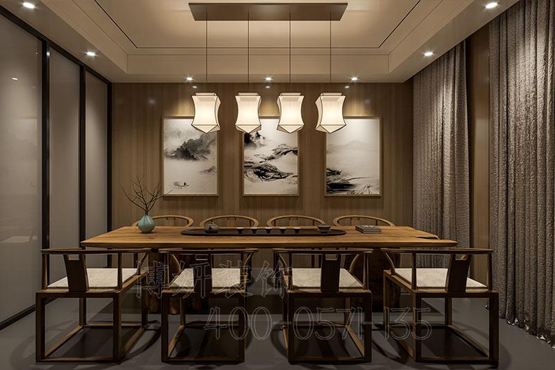 杭州泰嘉园办公室装修设计案例