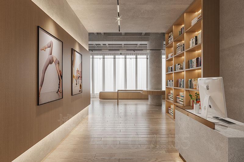 杭州瑜伽馆装修,杭州瑜伽馆装潢设计,杭州瑜伽馆装修效果图,杭州装修公司