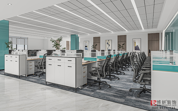 杭州办公室装修设计,杭州专业的办公室装修企业,杭州出众的办公室设计效果