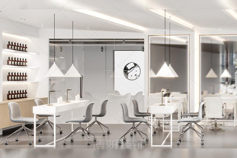 杭州河狸家办公室设计装修案例赏析