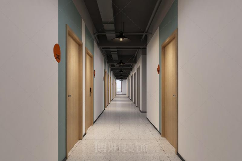 杭州同协金座金地草莓公寓设计装修案例