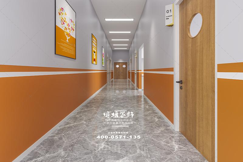 杭州行易教育设计装修案例赏析