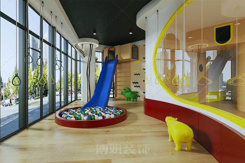 杭州教育机构装修,杭州装修企业,杭州培训机构装修