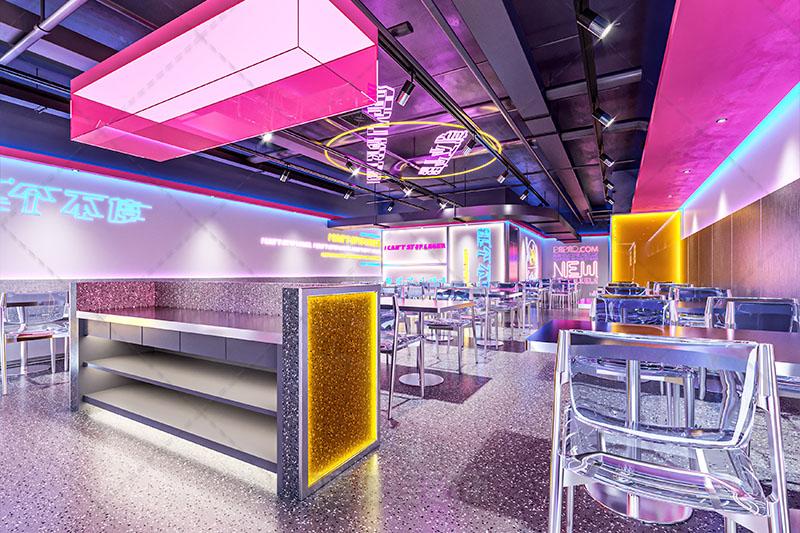 杭州餐厅装修,杭州餐厅装修,海鲜餐厅装修案例