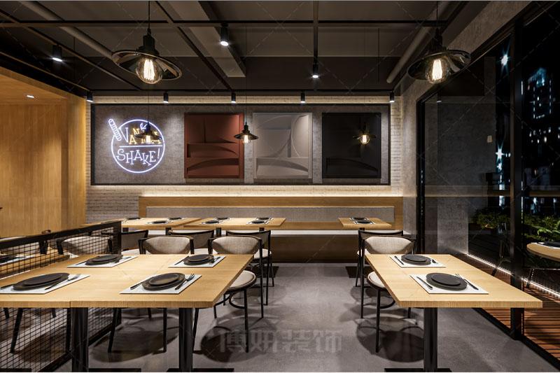 杭州烧烤店装修,杭州烧烤店装潢设计,杭州烧烤店装修效果图,杭州装修企业