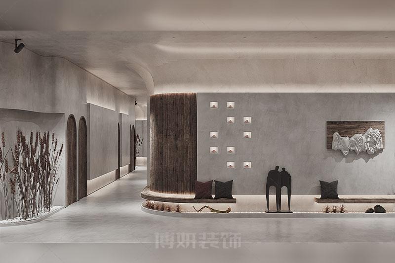 杭州酒店装修案例,酒店装修案例