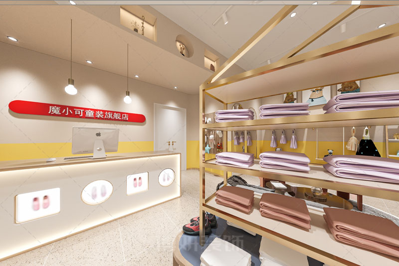 杭州服装店装修,杭州服装店装潢设计,杭州服装店装修效果图,杭州装修企业