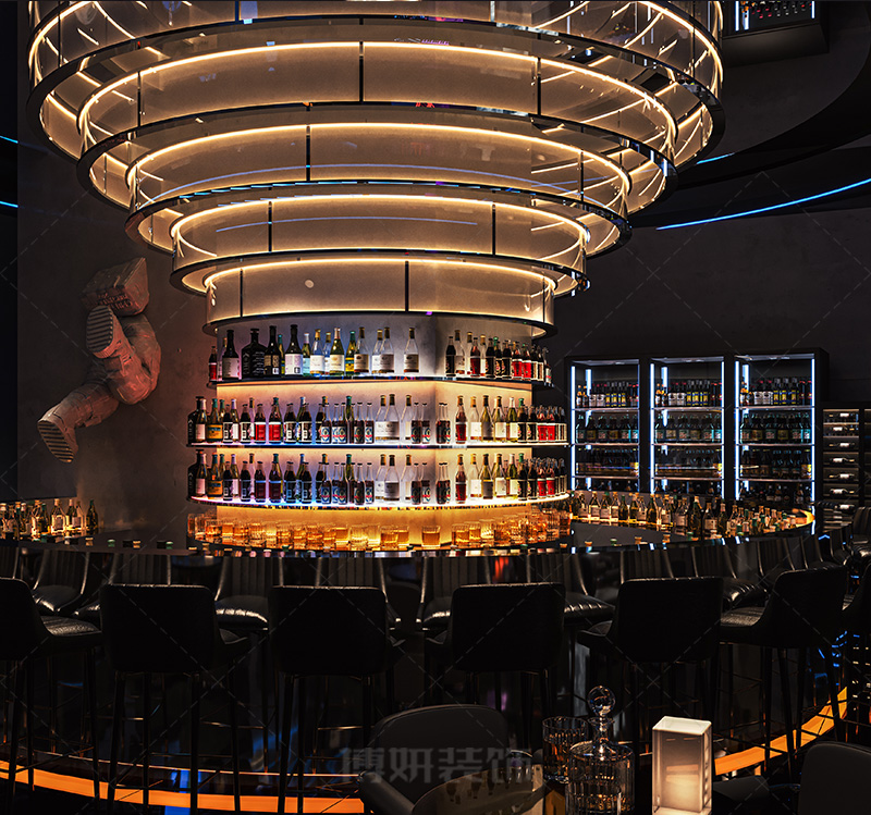 杭州酒吧装修设计,杭州酒吧装潢设计公司,杭州酒吧装修效果图,杭州装修公司