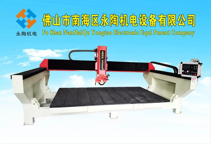 3200型三轴桥式智能数控岩板切割机