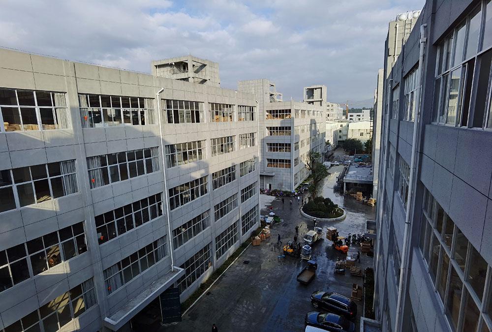 IVYDECO factory building 50000㎡