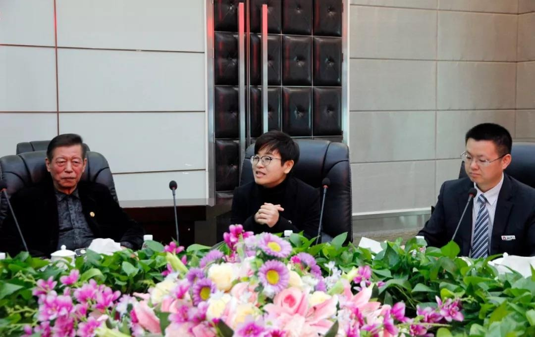 中亚集团与贵州毕节市政府驻深办达成战略合作