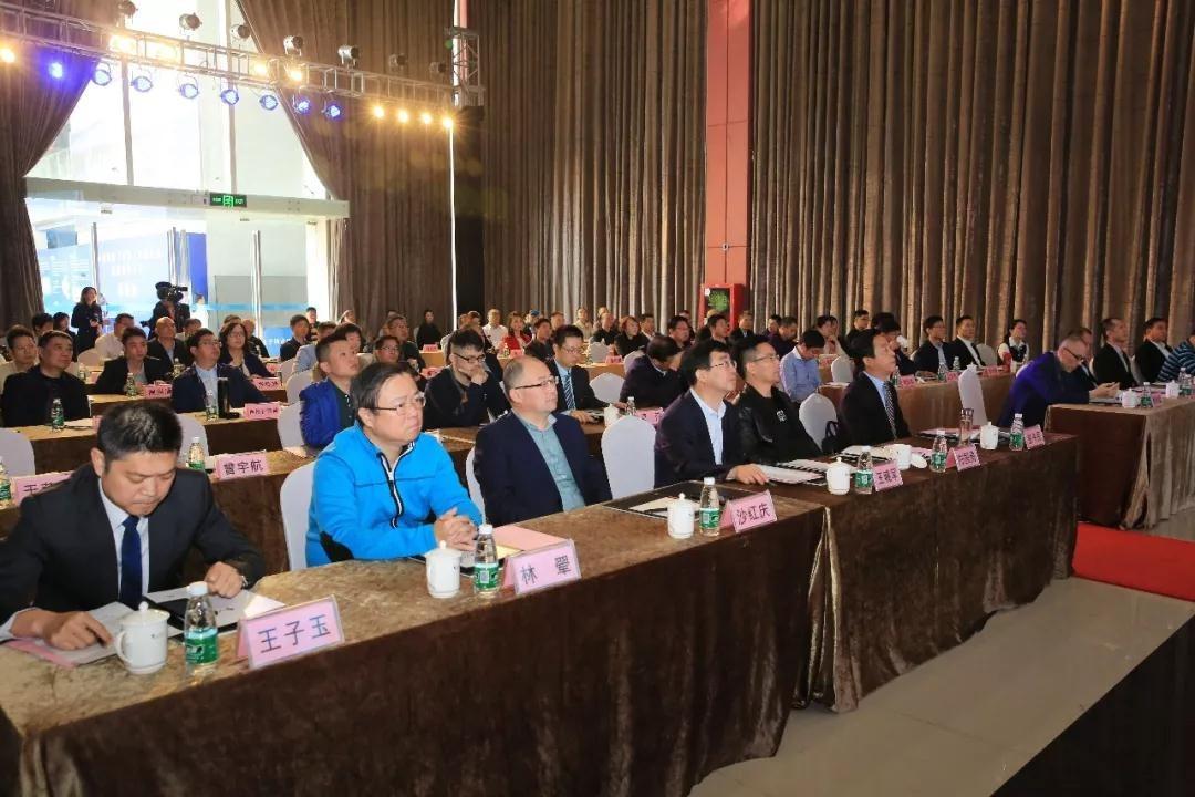 河南舞阳(深圳)县情说明暨招商推介会在中亚硅谷海岸圆满举行