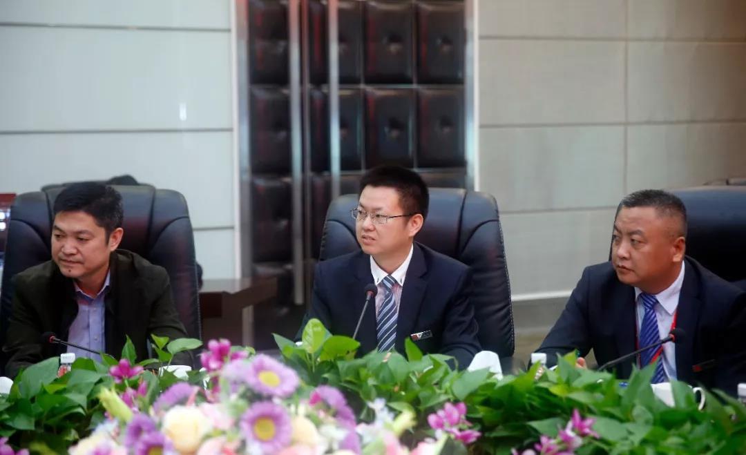 荆州市农业农村局领导一行莅临中亚参观