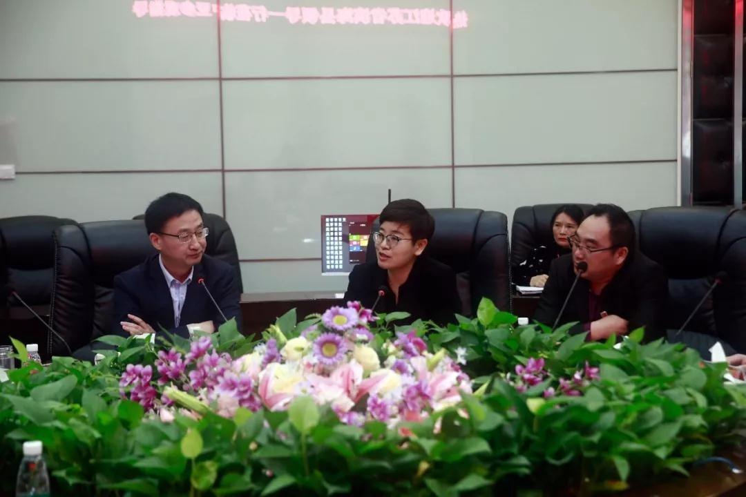江苏滨海县领导一行莅临中亚考察指导