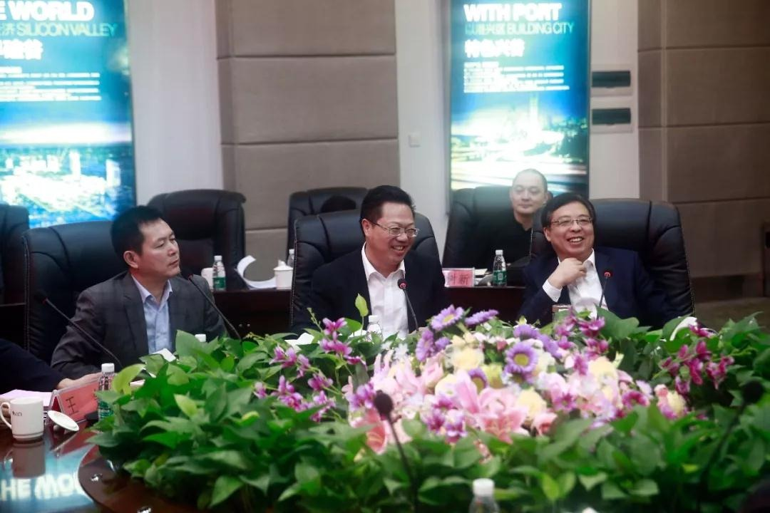滨海县文旅局副书记、副局长于利军发言