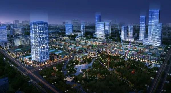 中亞國際跨境電商產業城招商正式啟動
