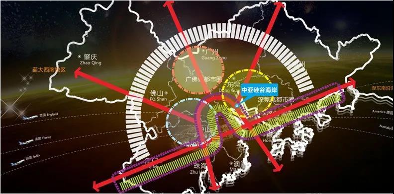 全球邀约智慧|街道党工委委员为中亚硅谷招商代言