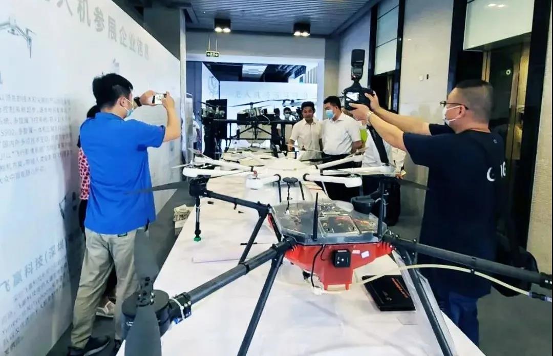 宝安区重大项目与产业空间资源对接会(沙井专场)在中亚硅谷产业基地隆重召开