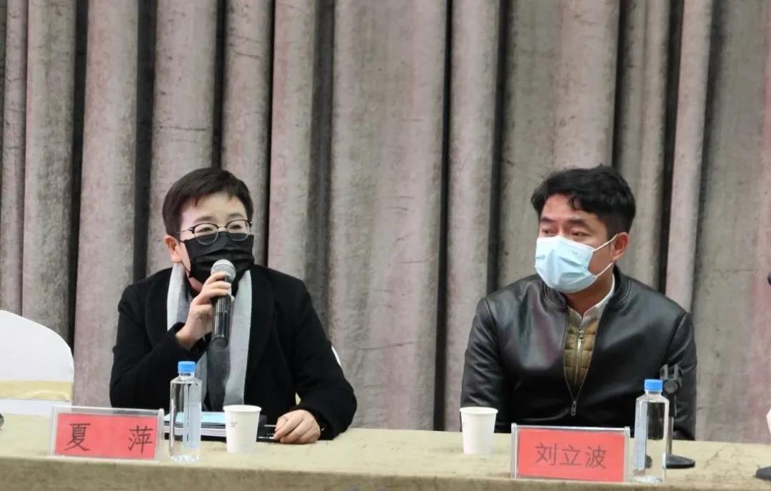 赣州市无人机产业考察团来访中亚硅谷产业基地