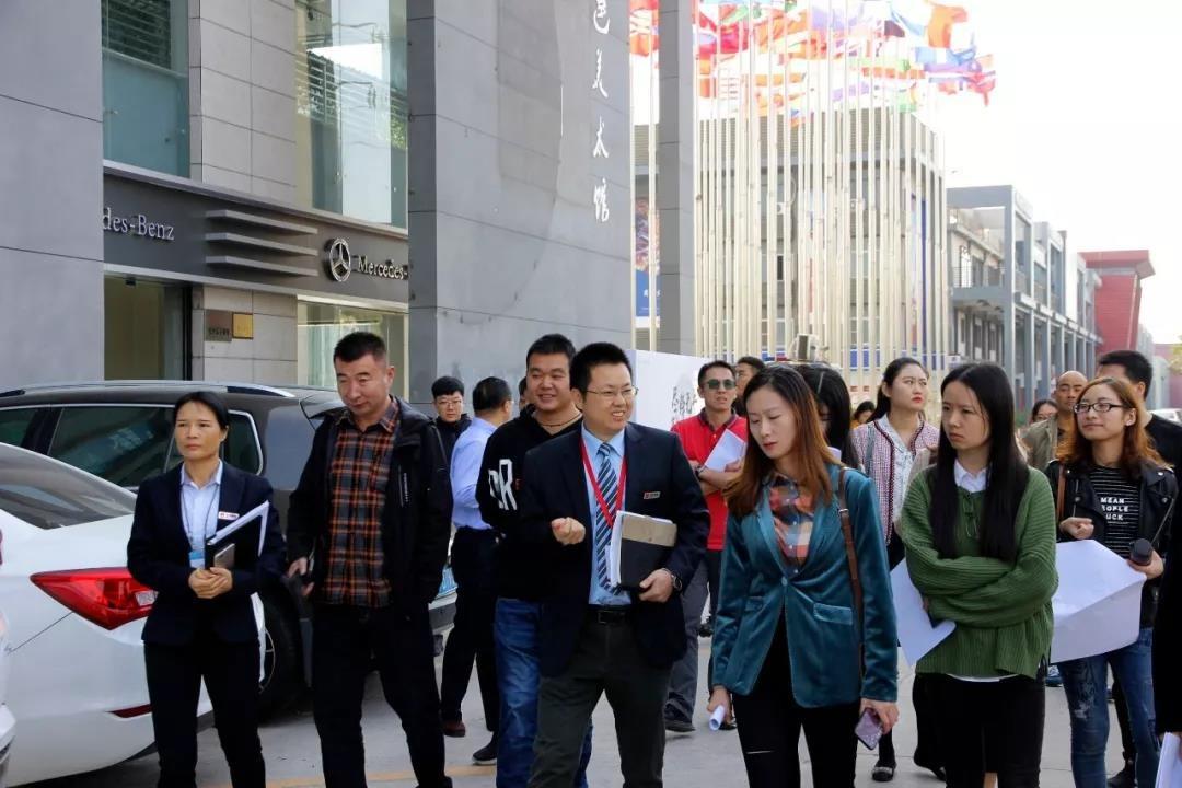 投资推广综合能力提升与精准招商对接研讨会在中亚硅谷举行