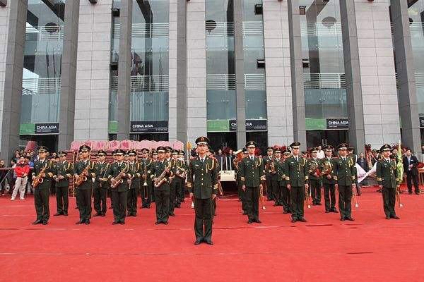 中亚国际会展