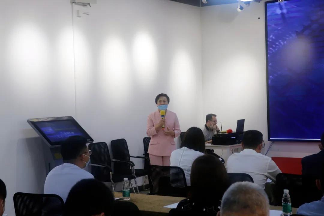 中亚联合蜂群产业社区拓展研讨暨宁波AIOT协同创新基地项目对接会在中亚圆满举行