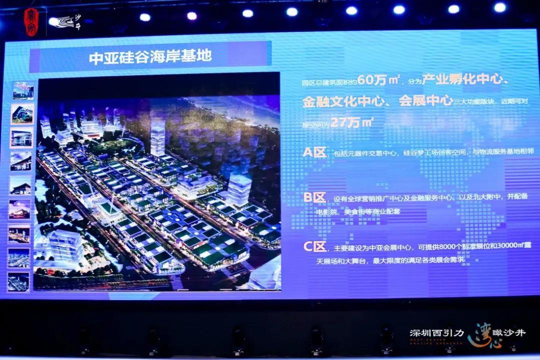 中亚硅谷产业基地