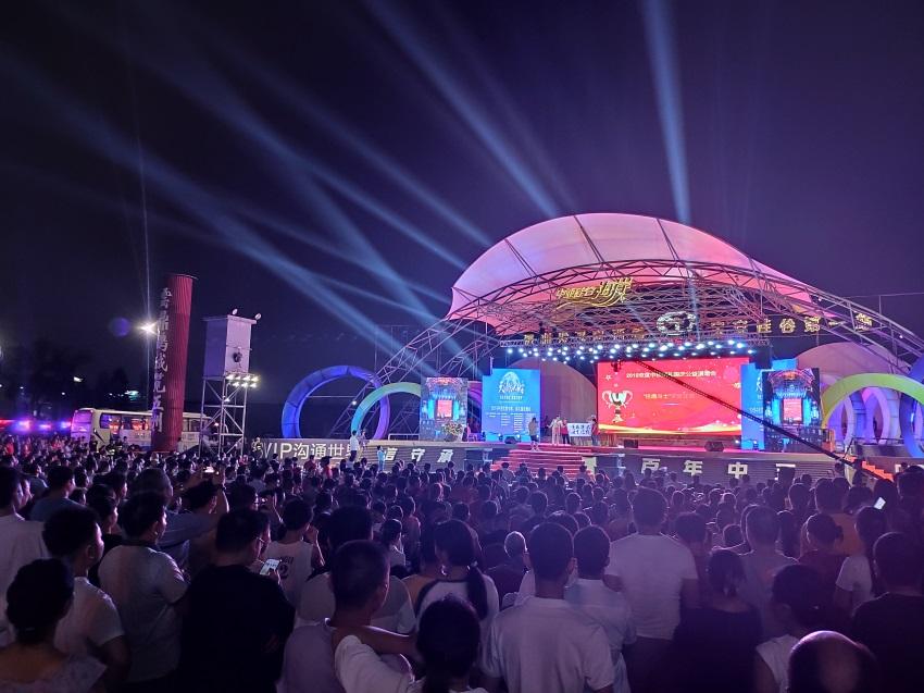 深圳年会场地火热预订中,中亚会展会议中心让年会更精彩