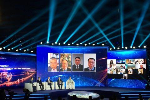 香港与大湾区:沟通世界,协同发展电视论坛