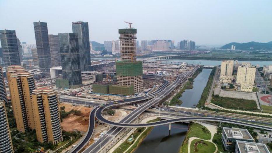 广东珠海横琴大桥
