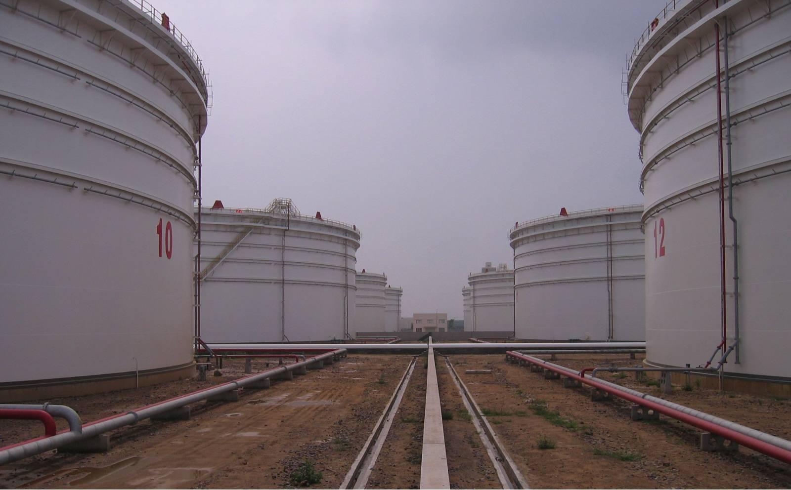 黄岛国家石油储备库