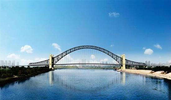 武汉江汉七桥