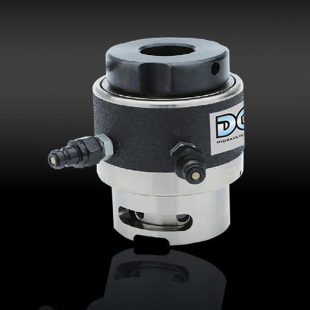 HTR系列弹簧复位螺栓拉伸器_液压拉伸器