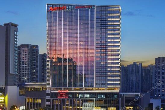 株洲美的万豪酒店